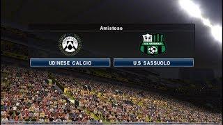 Udinese vs Sassuolo - Goals & Highlights Calcio Série A