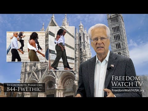 Help Freedom Watch Legally Rid the Nation and the World of the Obamas!