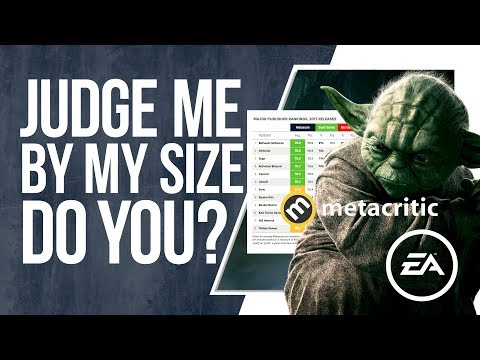 EA DROPPED from Metacritic's top publishers list!