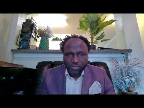 19/08/18 URGENCE!!! LA FRANCE REJOINT LES USA POUR, LE DEPART DE KABILA DE LA  RDC.