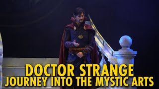 Doctor Strange: Journey Into the Mystic Arts Highlights | Disney Cruise Line