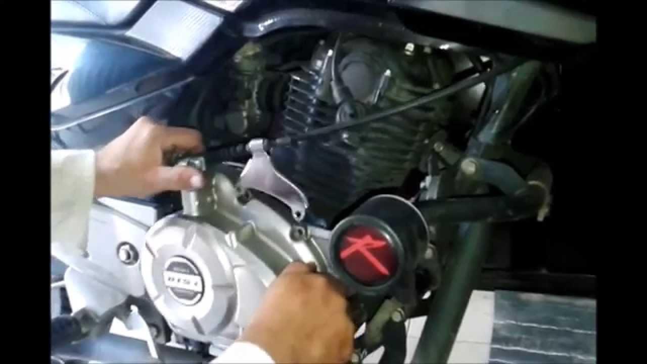 Como Desmontar El Motor Arranque De Pulsar 180 Youtube