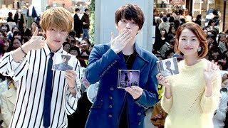 韓国の男性グループ・超新星のソンジェが、2ndアルバム「ユメノカイカ...