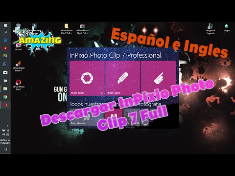 Descargar InPixio Photo Clip 7 Full