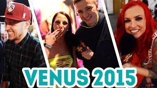 Venus 2015 mit Fickschnitte18 & BullshitTV & Lexy Roxx !!!