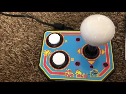 Ms PAC-MAN Plug & Play By MSI Entertainment