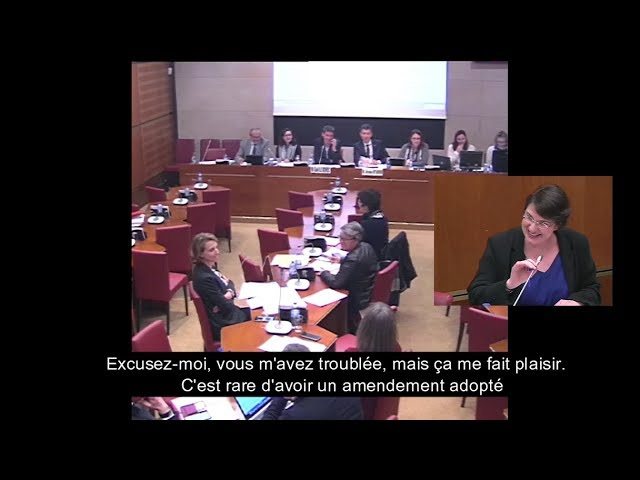Amendement adopté ! Projet de loi organisation et transformation du système de santé