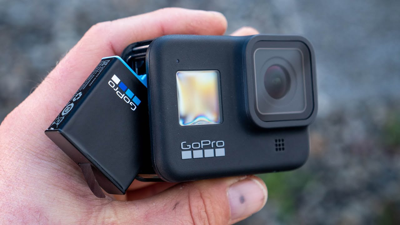 Yes! GoPro Hero 8 Black Takes Old GoPro 5/6/7 Batteries, But… - YouTube
