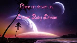 Dream Baby Dream - Bruce Springsteen [Lyric Video] HD