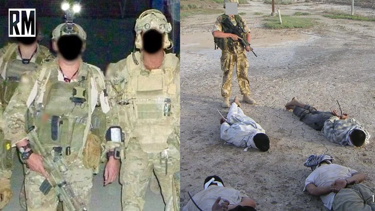 UK Covers Up War Crimes in Afghanistan