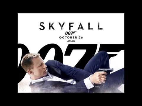 Skyfall 007  Theme Song