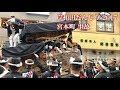 岸和田だんじり祭り 2017 宮本町 事故 【商店街やり回し・ S字】 平成29年9月16日(土)