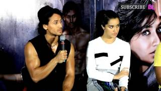 Shraddha Kapoor | Tiger Shroff | Press Conference | Baaghi | Part 2