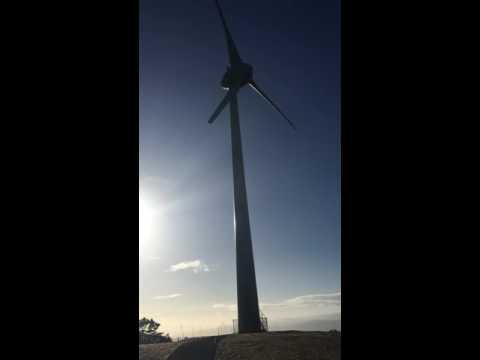New Brooklyn Wind turbine