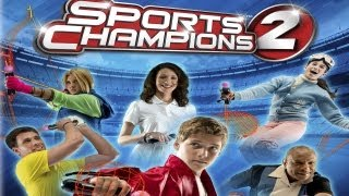 NEW  PS3 demos !!! - Sports Champions 2 (Праздник спорта 2)