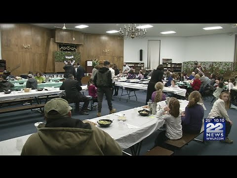 Lubavitcher Yeshiva Academy in Longmeadow hosts dinner and special demonstration