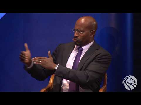 Van Jones with Brooke Baldwin | LIVE From The NYPL