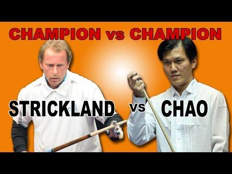 Fong Pang Chao vs Earl Strickland - 2004 - Pool Invitational Tournament
