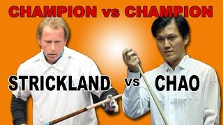 Fong Pang Chao vs Earl Strickland - 2004 - Pool Invitational Tournament