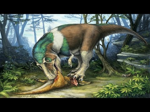 "Alles über den ""Gorgosaurus"""
