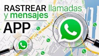 Rastrea llamadas, mensajes de WhatsApp, y más de un iPhone con esta app