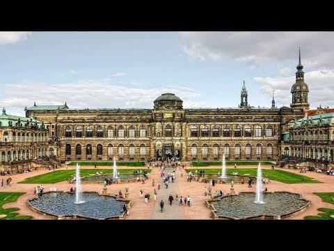 Тур по Европе, Часть 7 - Утро в Дрездене (Германия)