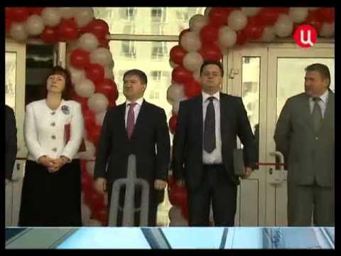 ГК МОРТОН НА ТВЦ, сюжет от 03.09.2012