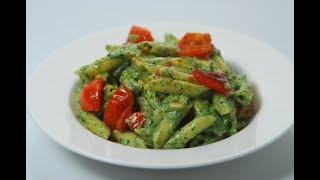 Penne Pasta with Pesto sauce | Cooksmart | Sanjeev Kapoor Khazana