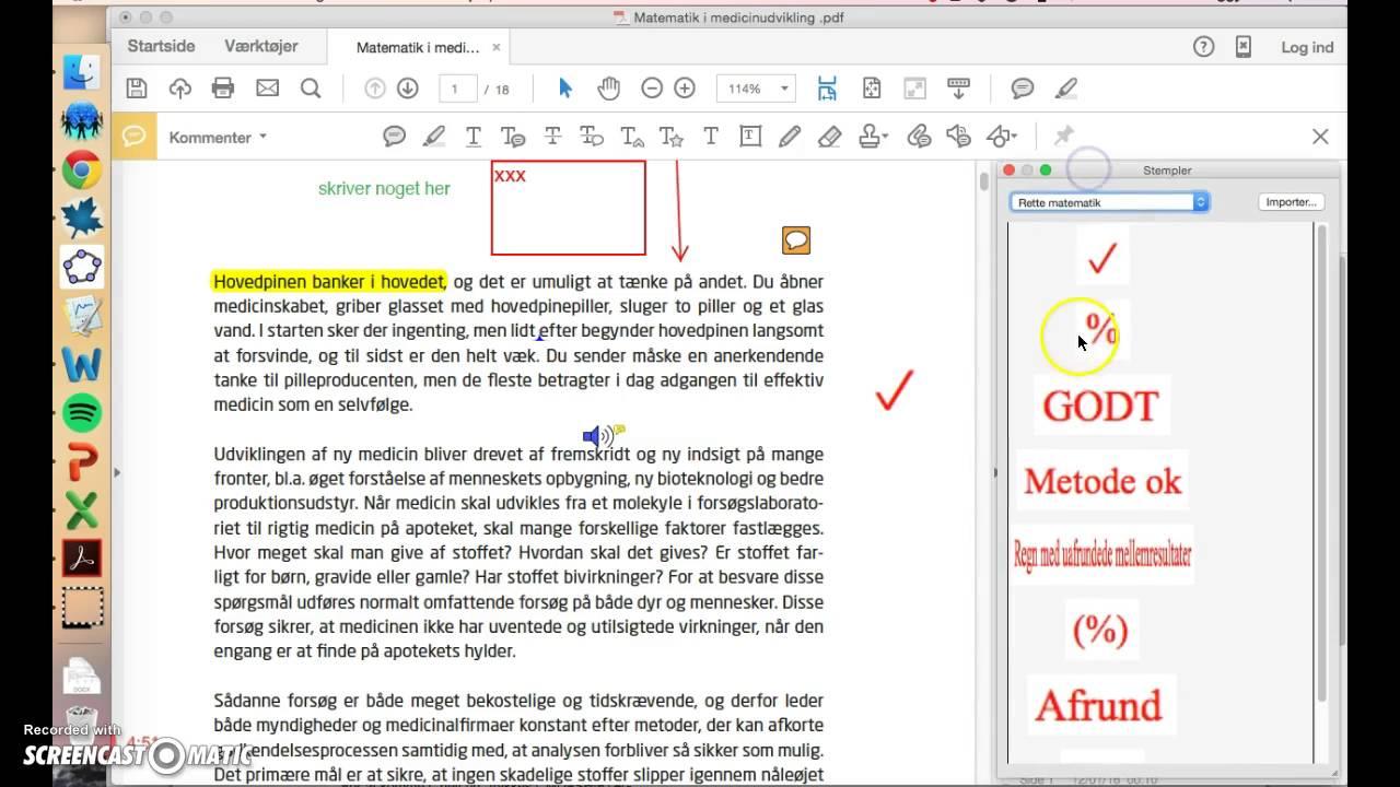 Adobe Acrobat Reader DC (lærer)