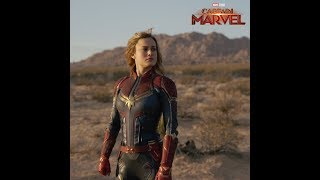 Marvel Studios' Captain Marvel | Monday Motivation: Captain Marvel is…