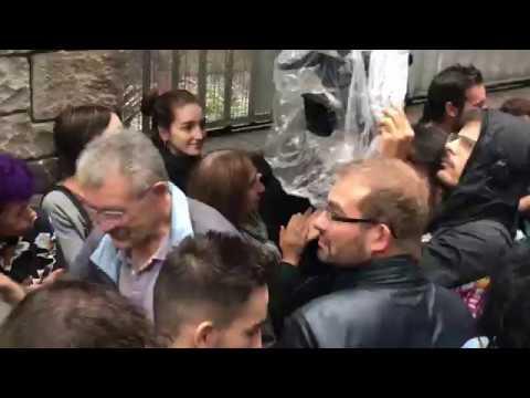 Katalończycy skandują: Hem votat! Zagłosowaliśmy!