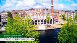 Milli Görüş Amsterdam Ayasofya Camii