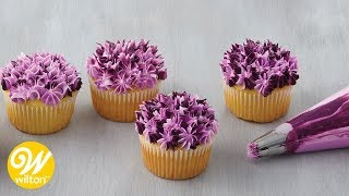 simple buttercream flowers
