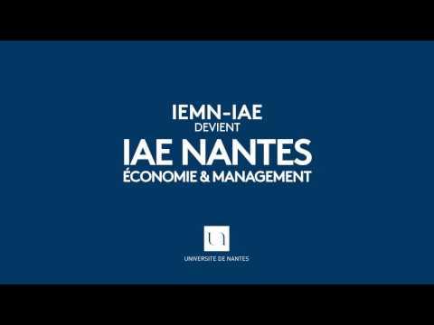 Calendrier Univ Nantes.L Esprit Ouvert Former Sans Formater Iae Nantes