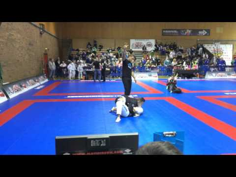 Mike Reay BJJ 247 North West Open 2015