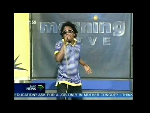 SABC 2 Morning Live with iFani