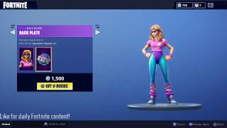*NEW* 'AEROBIC ASSASSIN' AND 'MULLET MARAUDER' SKIN | NEW ITEM SHOP TODAY | FORTNITE (12/8/2018)