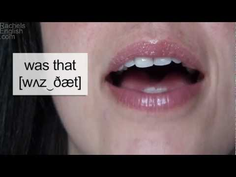 How to Link the TH Sound: American English Pronunciation