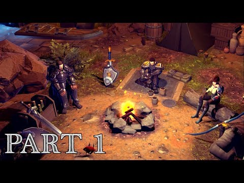Zoria: Age Of Shattering (Demo - Part 1) - Indie RPG/Strategy Game