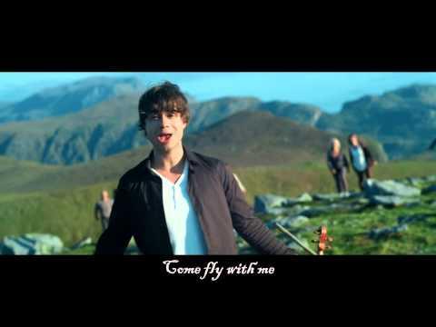 Alexander Rybak - Into a Fantasy (Lyrics & Official Video)