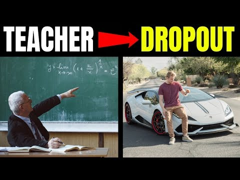 5 Ways To Make MORE MONEY Than Your Teacher At 16