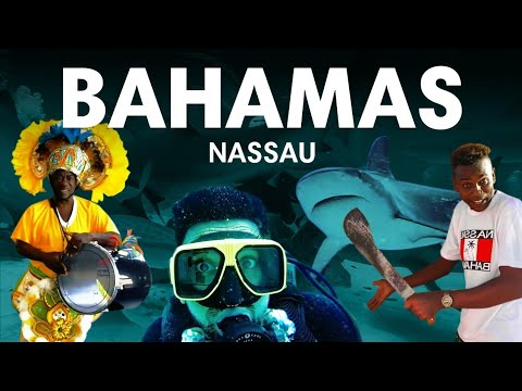 NASSAU BAHAMAS Travel and Food | Things To Do in BAHAMAS // Journeying with Tab