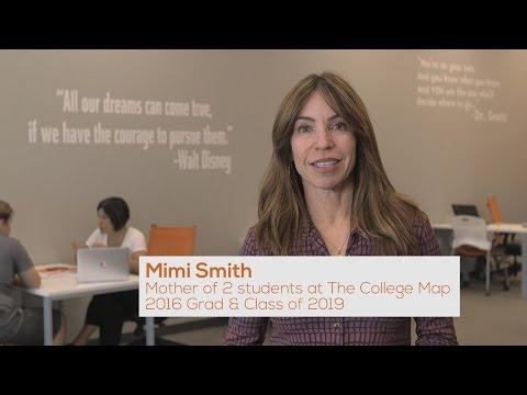 The College Map Testimonial - Mimi Smith