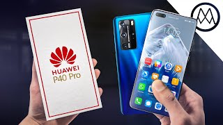 Huawei P40 Pro Unboxing - The Best Camera Ever?