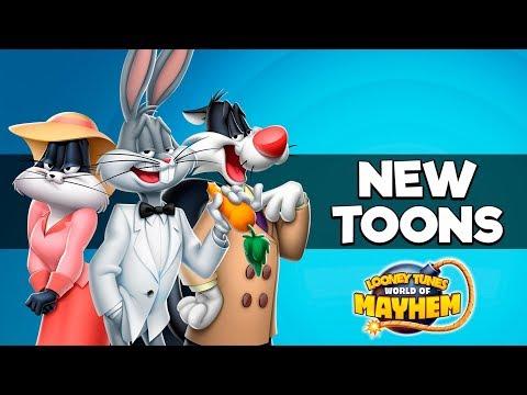 Looney Tunes World Of Mayhem   New Carrotblanca Toons!