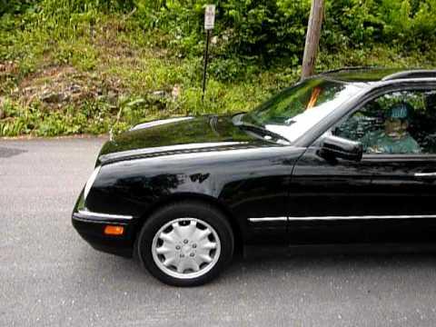 1999 Mercedes Benz E-Class 4 Dr E320 4MATIC AWD Wagon 129k ...
