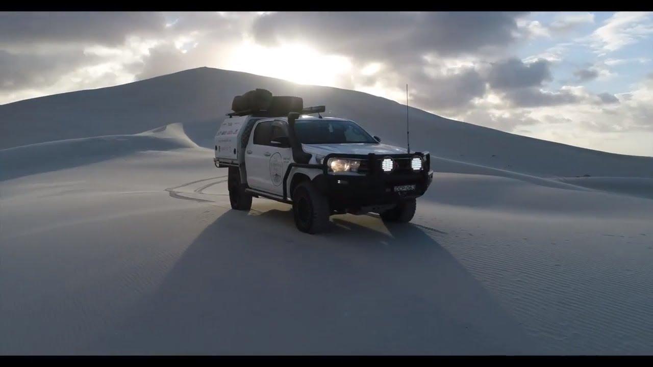 2017 Hilux Touring Build