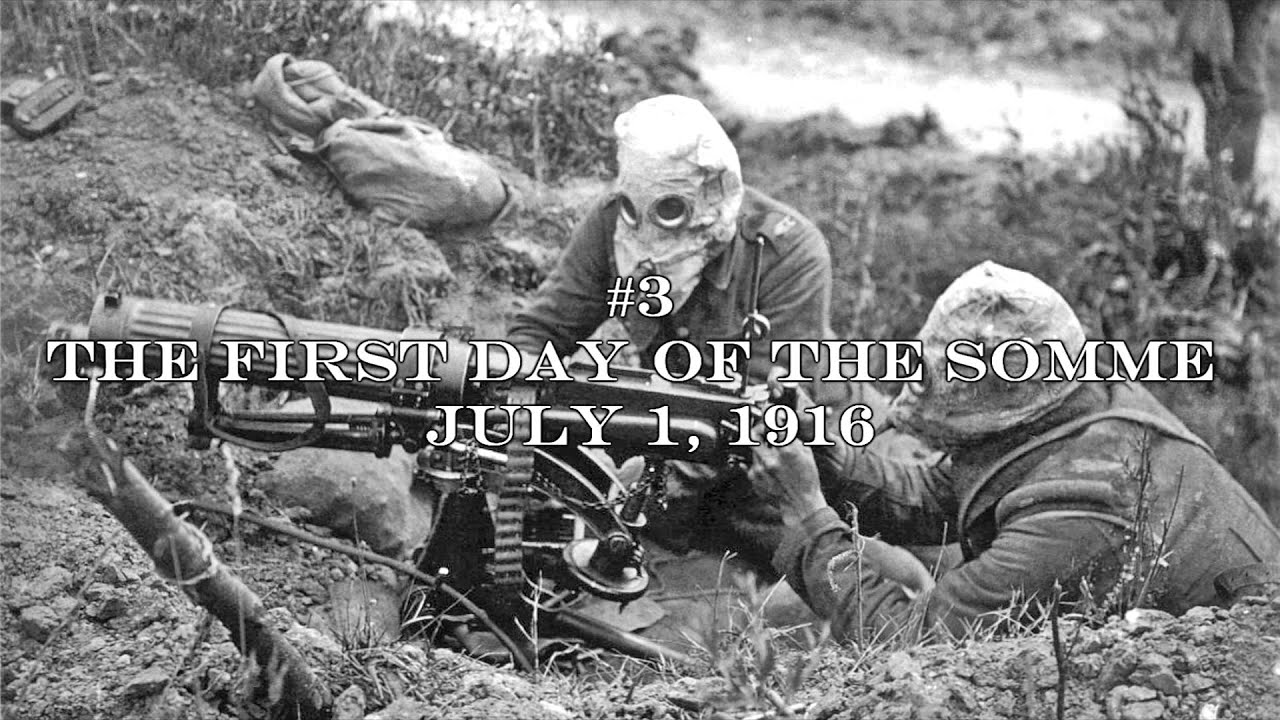 the deadliest battles of ww1 essay In the early 20th century a number of technological innovations created entirely new classes of ww1 weapons (machine guns,  world war one – weapons.
