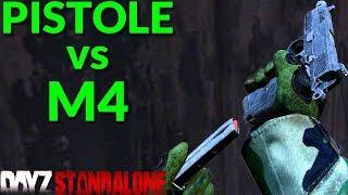 DayZ Standalone - PISTOLE vs M4 -  German Deutsch Gameplay│Coday