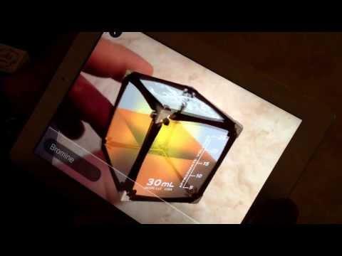Using the Elements  4D app